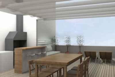 Duplex withswimmingpool in thecenterof Barcelona
